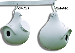 Vertical Gourd Mounting Arms