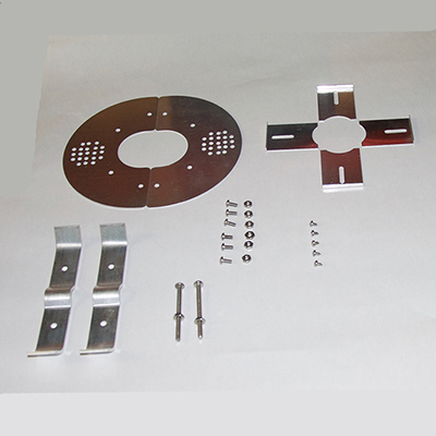 Replacement Snake Sniffer Top Plates for Pole Guard Round or Square