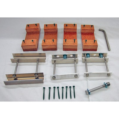 T-14 Conversion Kit (Wooden to Aluminum T-14 Pole)