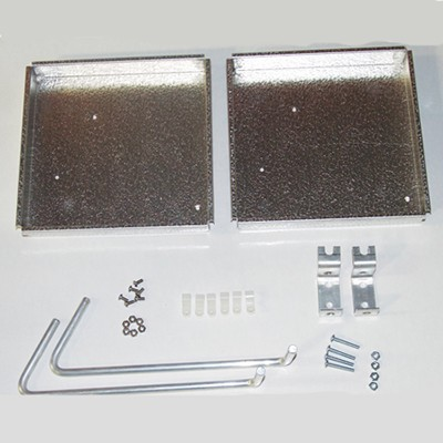 Feeding Tray Parts shown